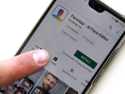FaceApp evoking security concerns with data leakage to Russia