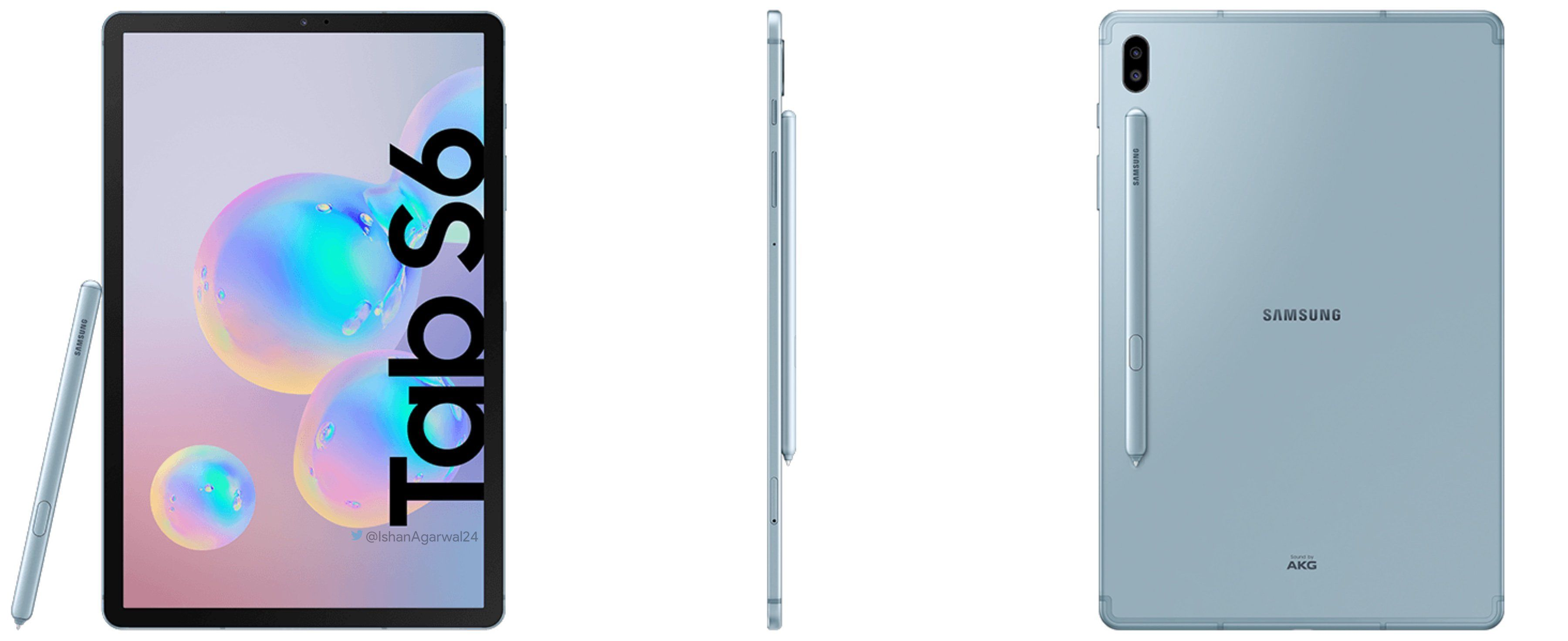 Samsung Galaxy Tab S6 will have S pen and Air Mouse feature: Specifications leaked