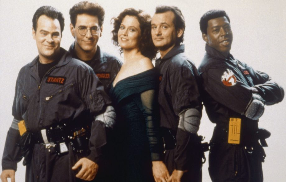 'Ghostbusters' first on-set photo leak and more ...