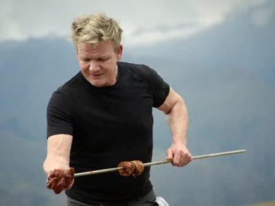 Gordon Ramsay: Uncharted is not the expected typical cooking show you think!