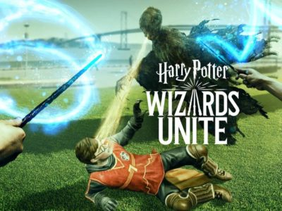 Harry Potter Wizards Unite dragons