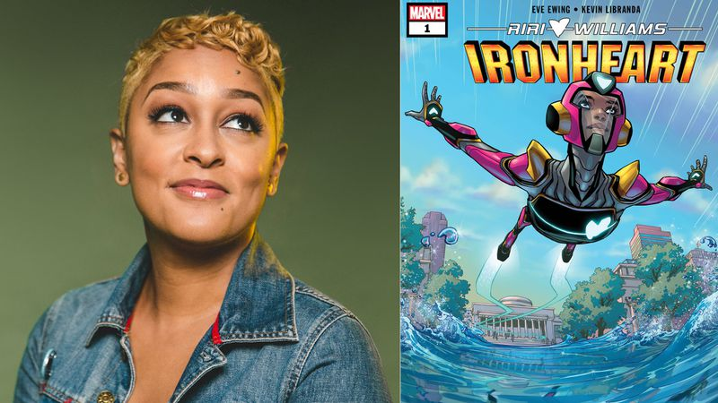 Marvel Ironheart will be penned by Eve Erwing