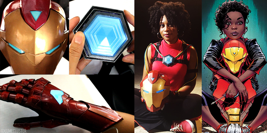 Marvel Ironheart might replace Iron Man