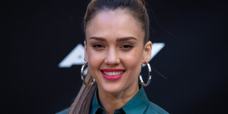 Jessica Alba Twitter Account Hacked