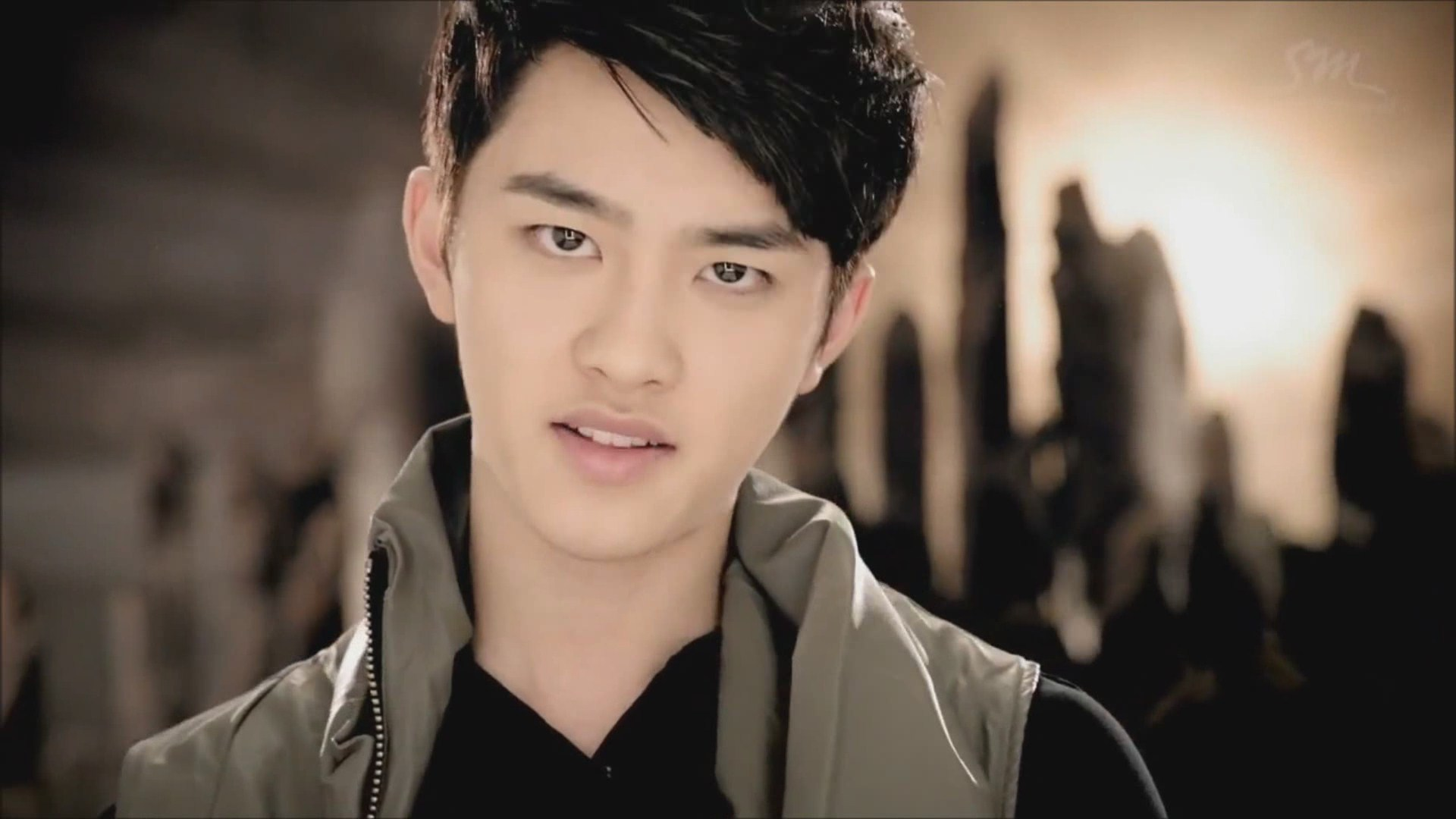 K-Pop band EXO sends another member off to military training: D.O.