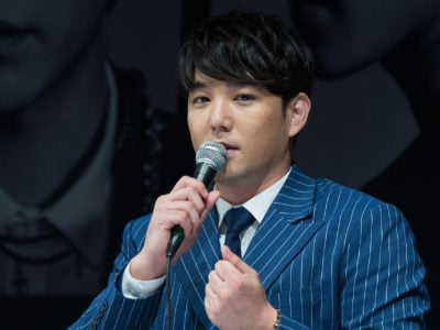 Kangin officially leaves the Super Junior after 14 years of togetherness