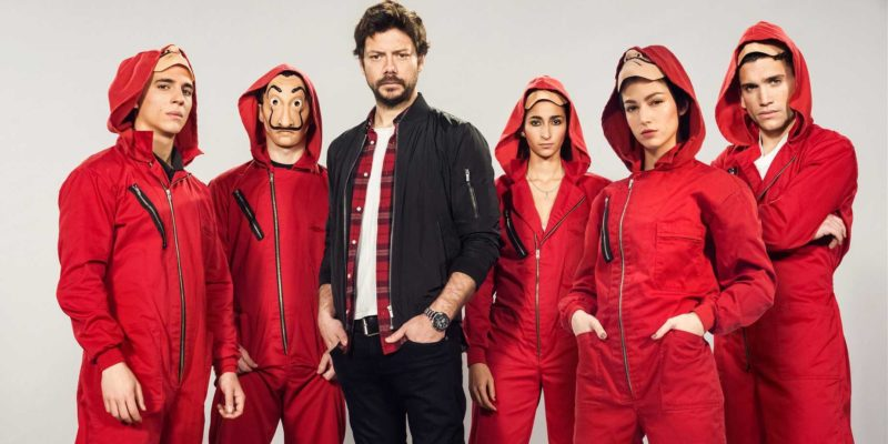 La Casa De Papel aka Money Heist Season 3