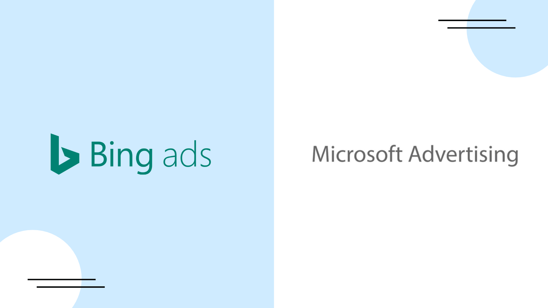 Microsoft advertising is seeking the help of Parallel Tracking feature