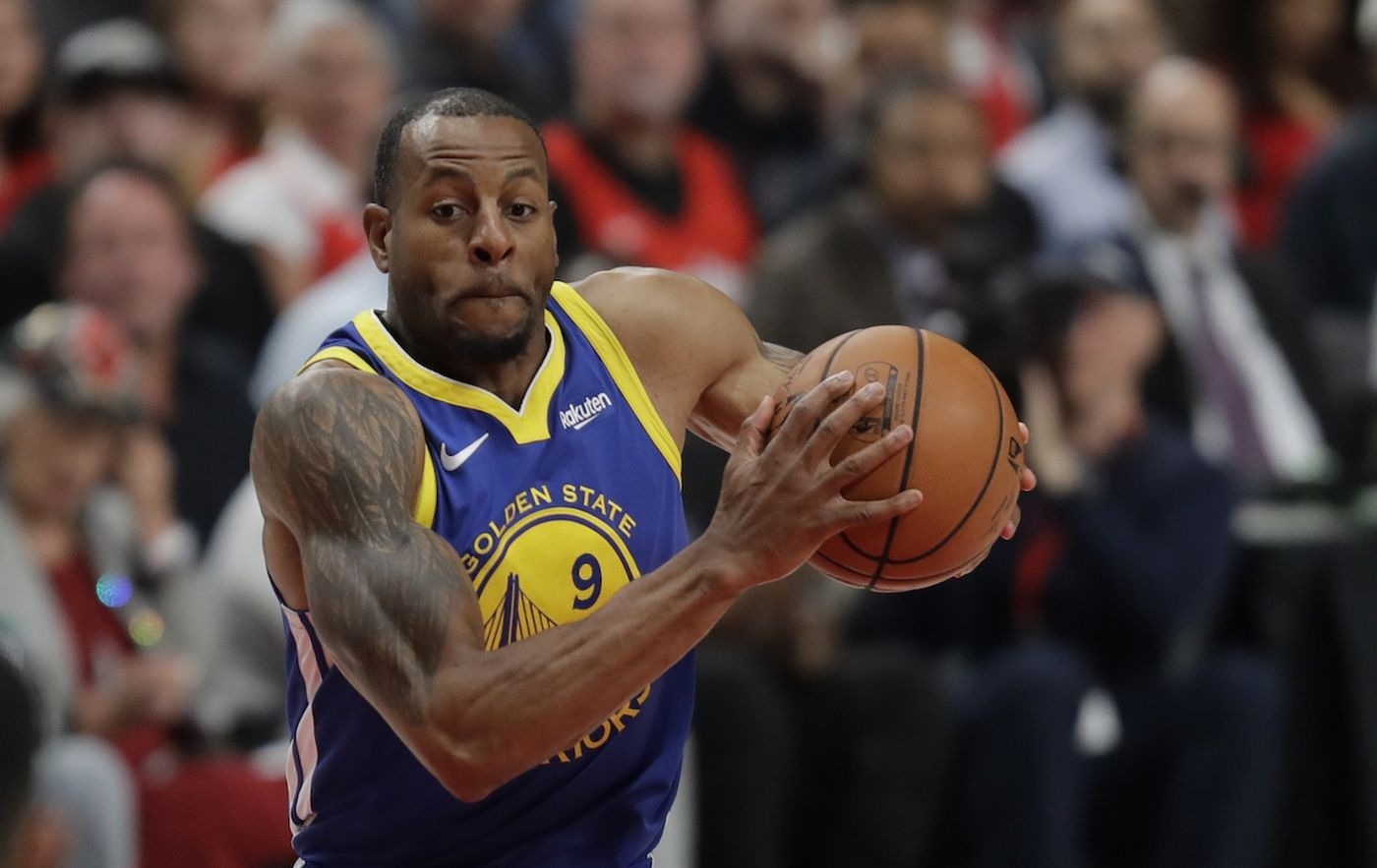 Andre Iguodala of Warriors traded off to Memphis Grizzlies