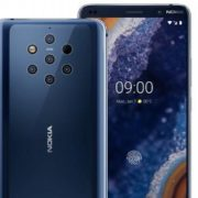 Nokia 9 PureView comes with 5 rear camera