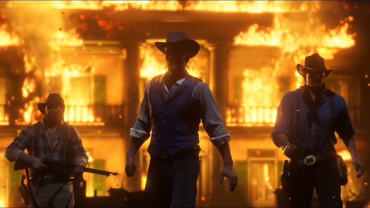 A shot from Lil Nas X original Old Town Road Track