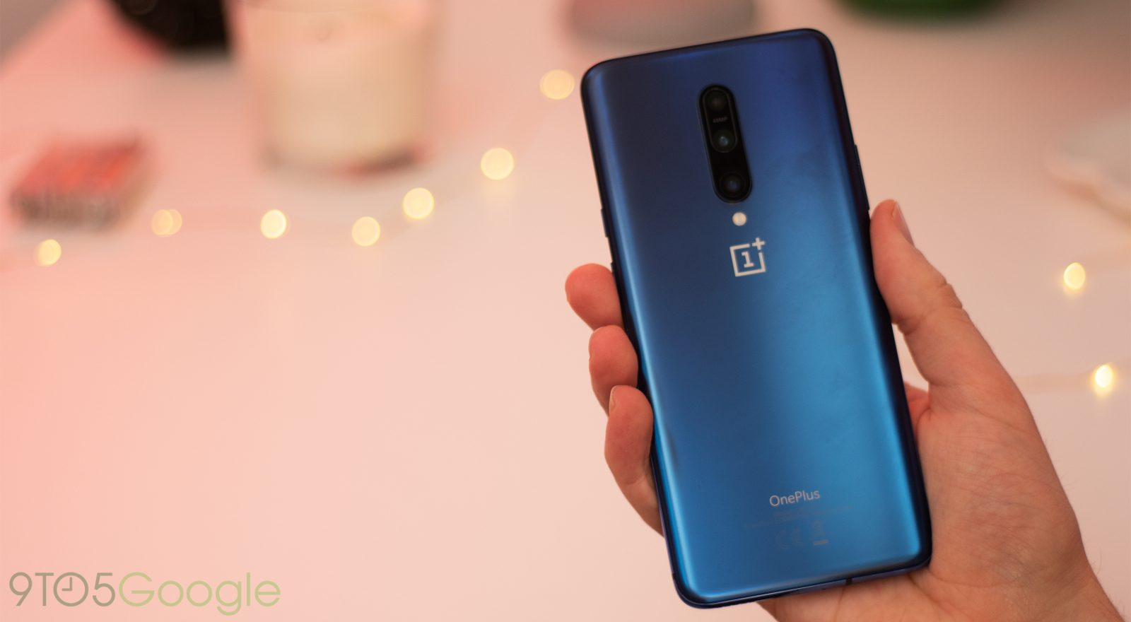 OxygenOS 9.5.5 update turns up on the OnePlus 7 Pro 5G