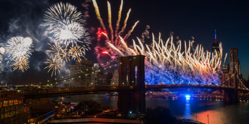 Brooklyn Fireworks