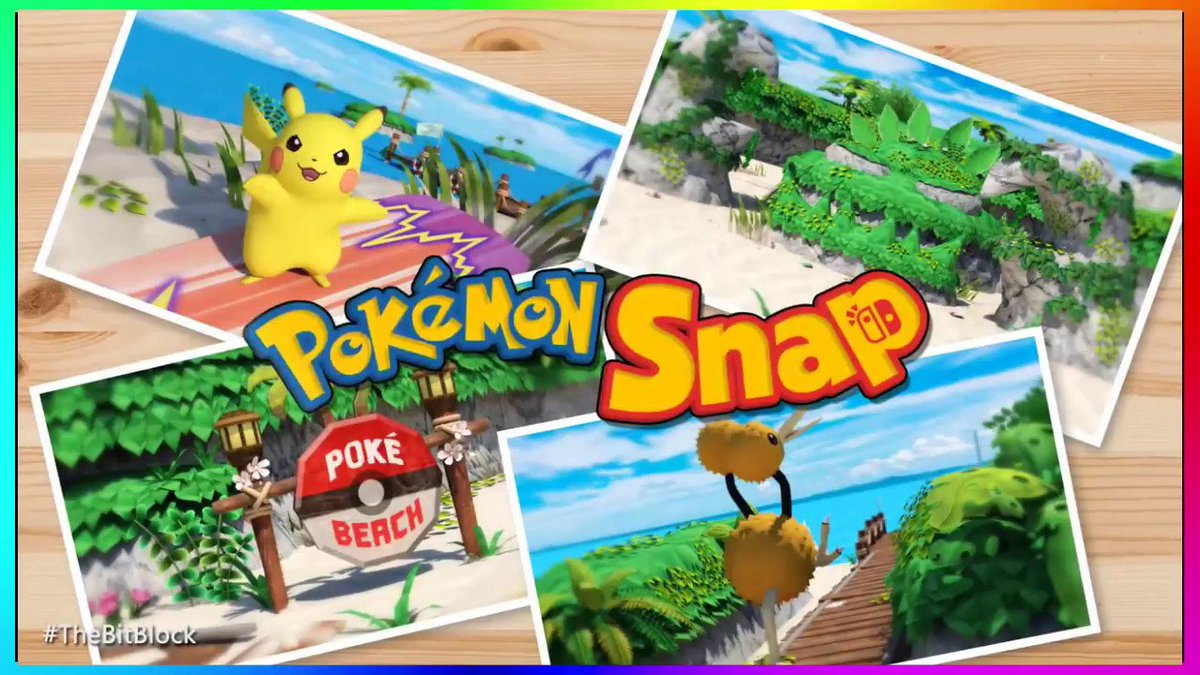 Pokemon snap 2 is awaited by fans