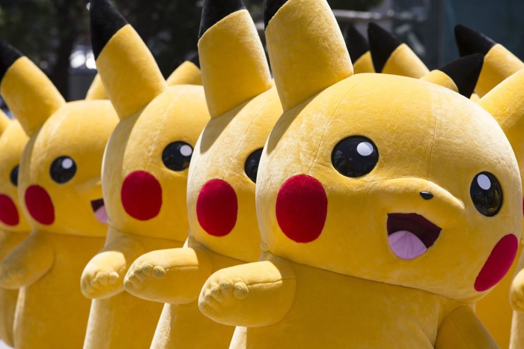 The Pokemon Company and Tencent are teaming up to build a new game.