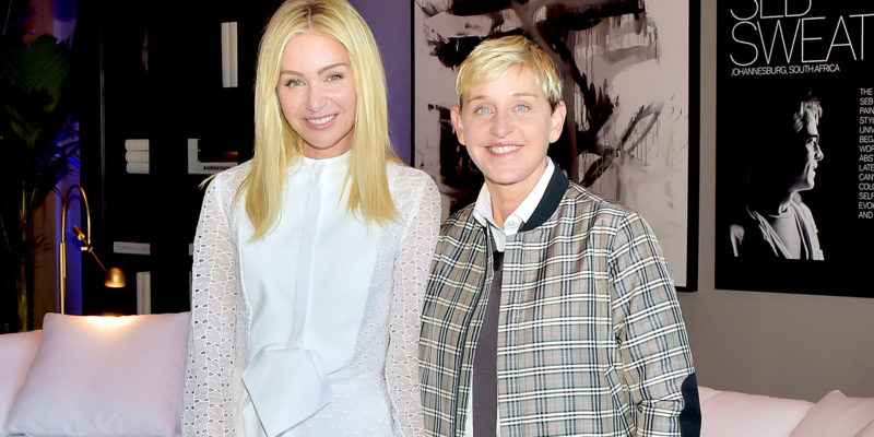 Are Portia de Rossi and Ellen DeGeneres' divorce rumors true?