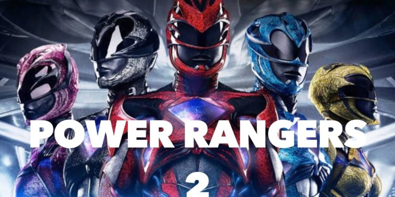 New Power Rangers Movie Will Replace Entire Cast Confirms Stranger Things Star