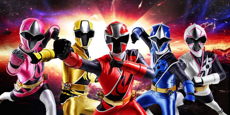 Power Rangers reboot announced by a previous-cast member