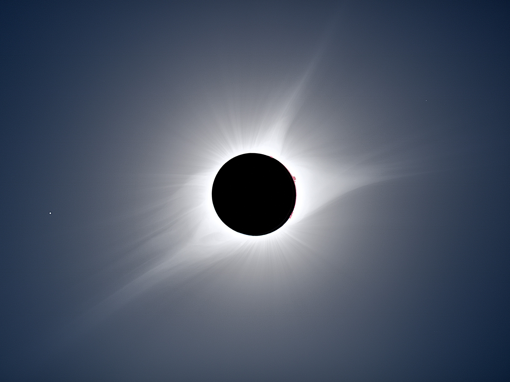 Residents and visitors marvel at Total Solar Eclipse in Chile and Argentina
