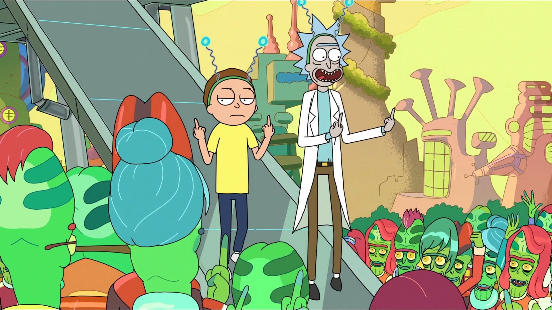 Rick And Morty Season 4 first photos revealed - The Geek ...
