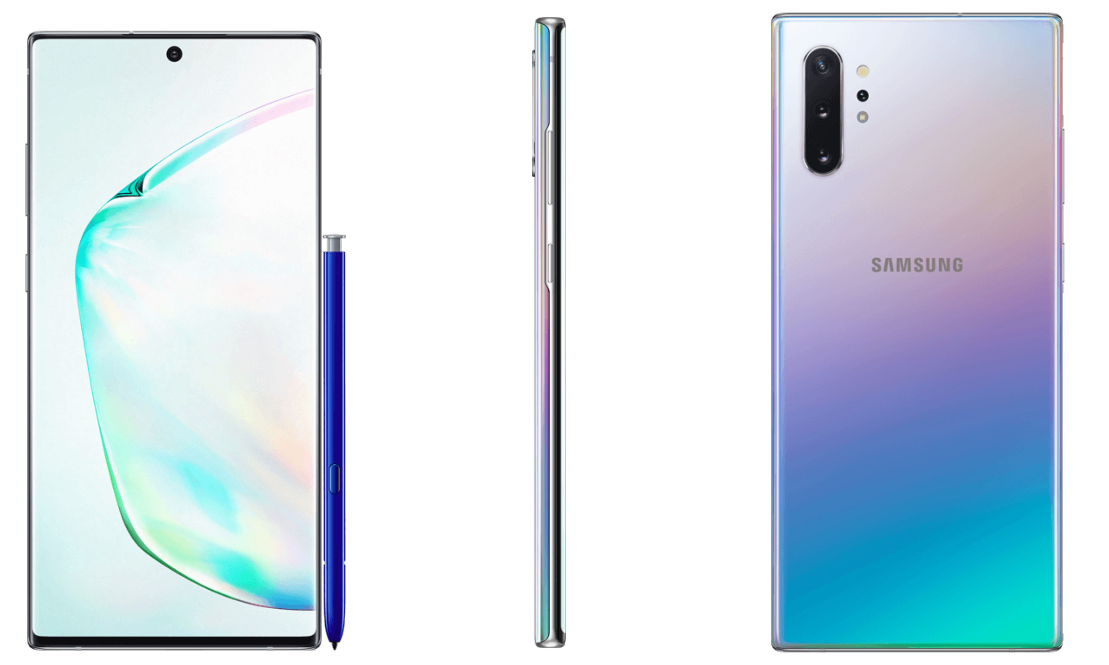 Samsung Galaxy Note 10 turns out to be faster than S10 and OnePlus 7