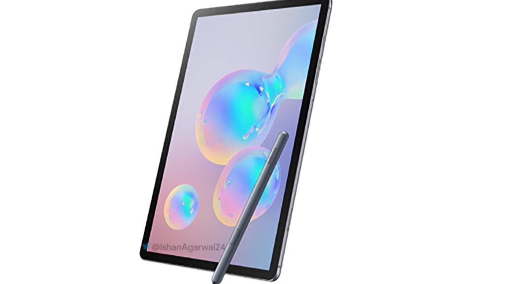 Samsung Galaxy Tab S6 will have S pen and Air Mouse feature: Specifications leaked - The Geek Herald