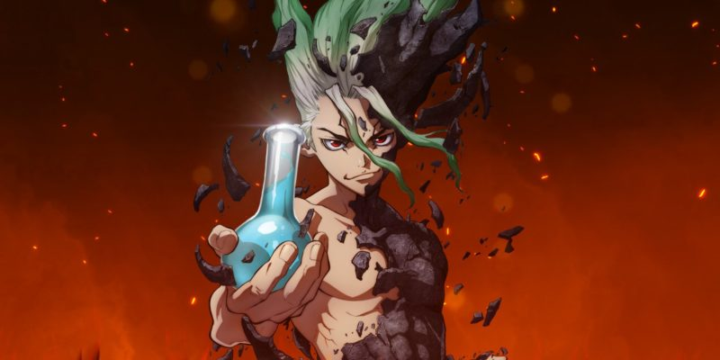 Dr. Stone Episodes, titles, release date and more!