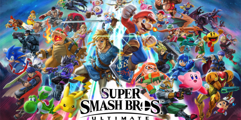 EVO 2019 may introduce Hero DLC of Super Smash Bros