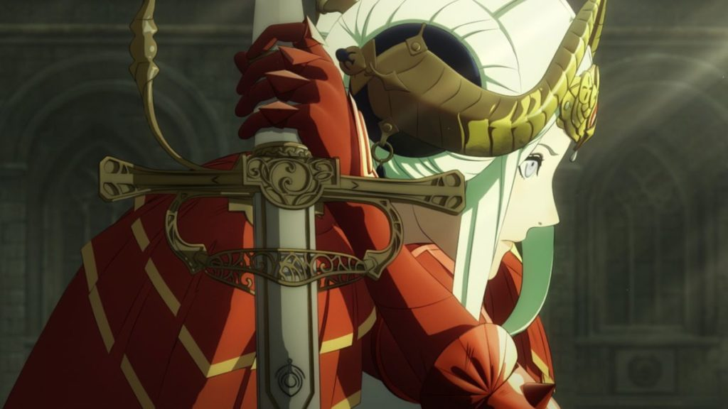 Fire Emblem: three houses console game guide and gameplay