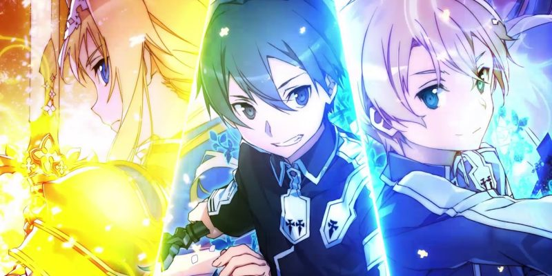 Sword Art Anime is ready for war of the Underworld
