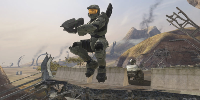 Halo: The Master Chief Collection's first PC test is live