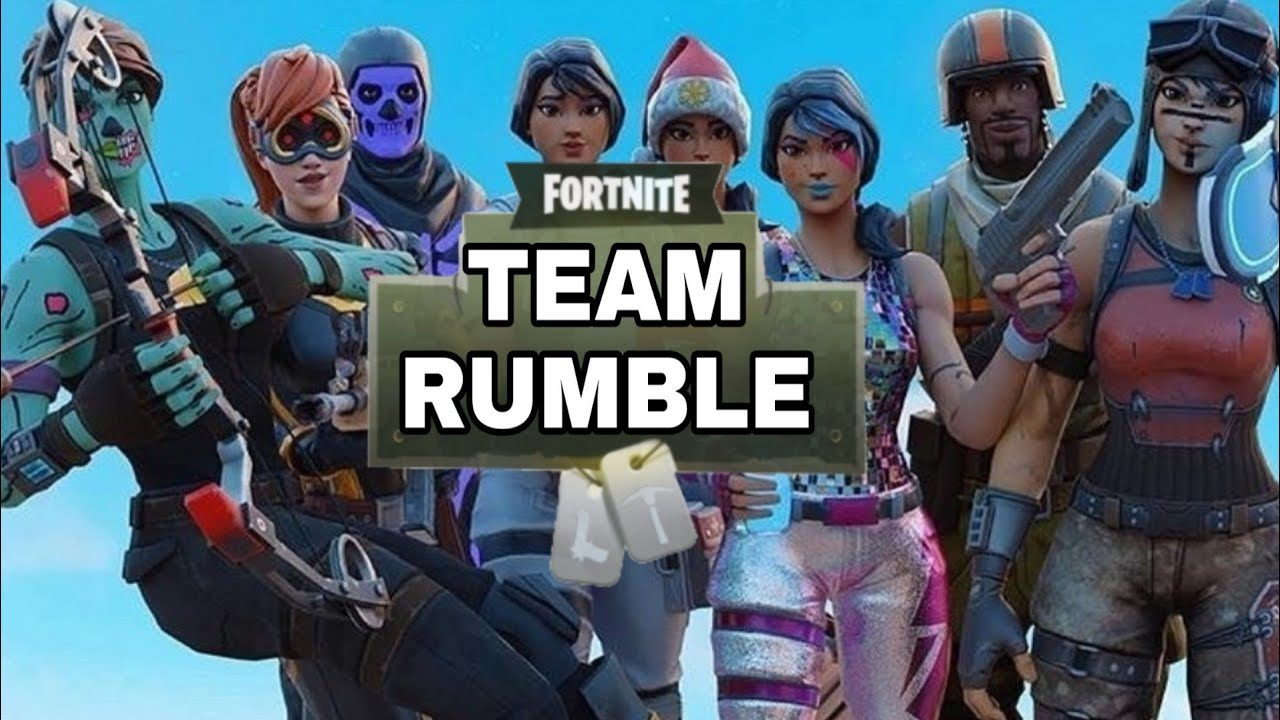Fortnite Team Rumble Is No Longer A Limited Time Mode The Geek Herald