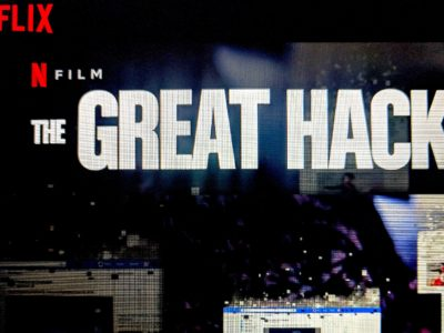 The Great Hack on Netflix to unravel the Facebook and Cambridge Analytica Scandal