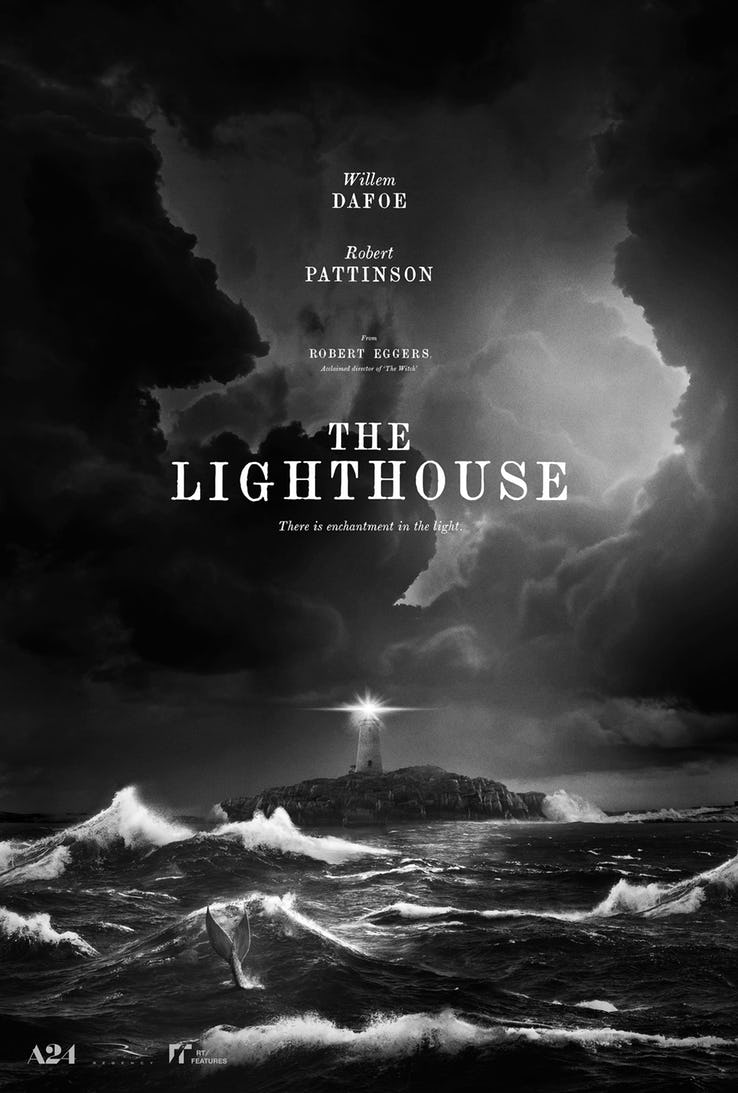 A24 just dropped The Lighthouse trailer and we cannot stop appreciating it!