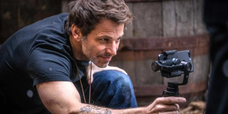 Zack Snyder is up for Netlfix's Anime series