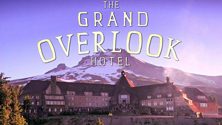 Get a chance to stay at The Overlook Hotel from The Shining!