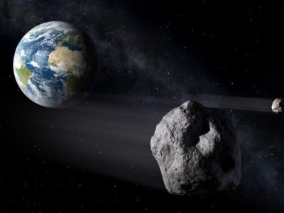 asteroid 0D 2019 to pass close to Earth