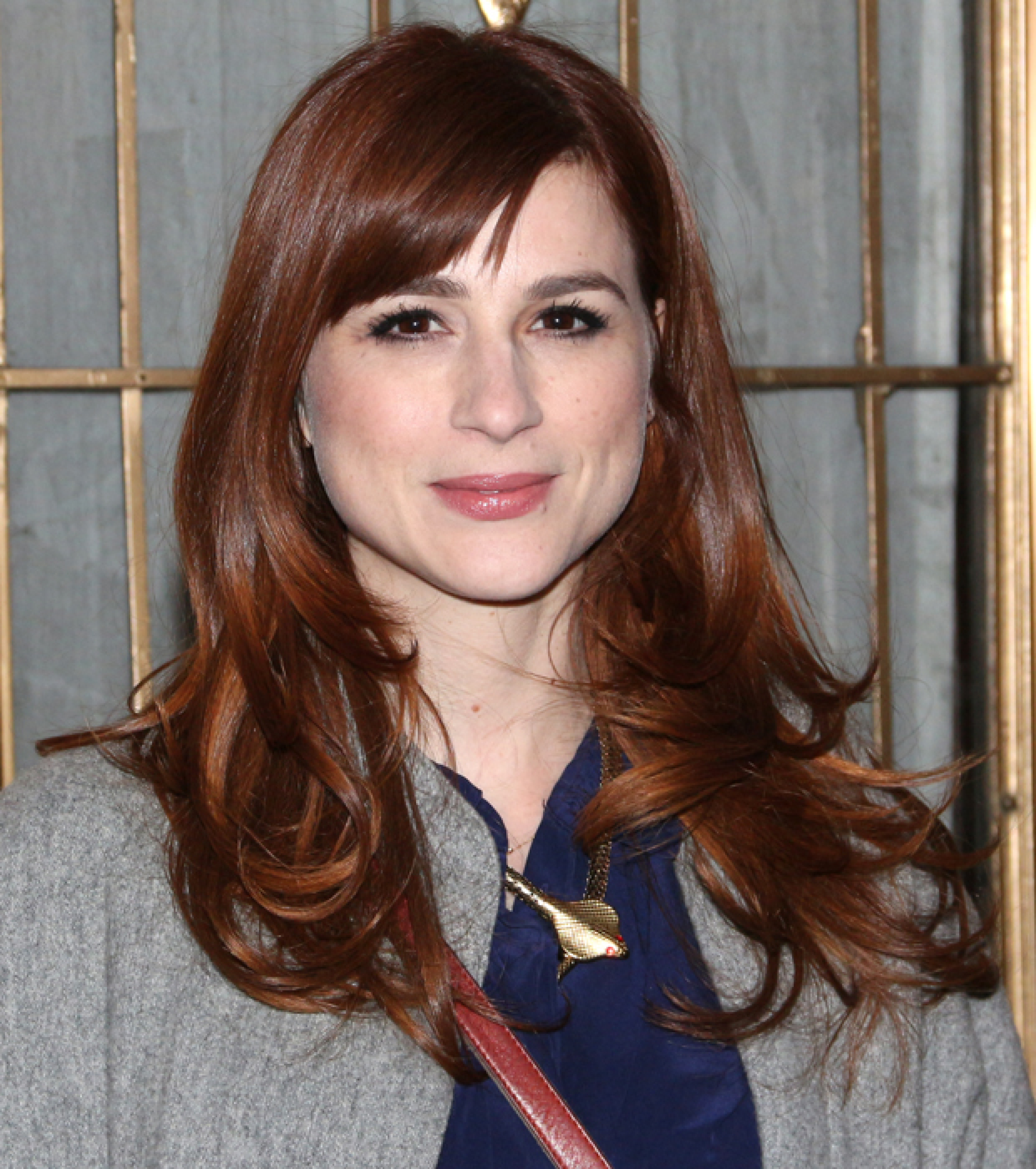 Aya Cash suits up as Stormfront for The Boys Season Two