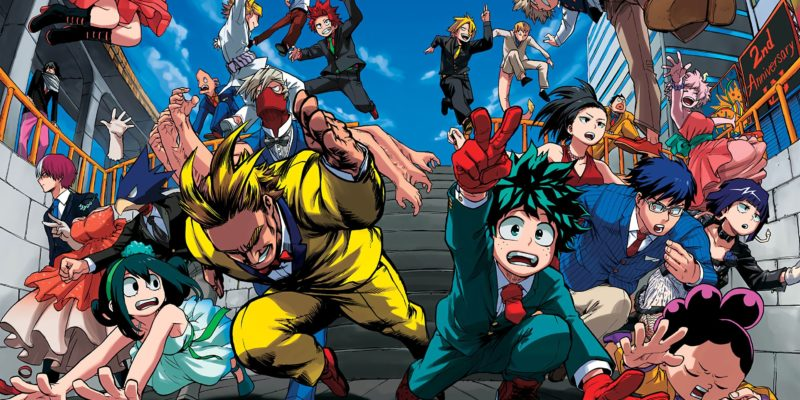 My Hero Academia Season 4 set to bring out The Big 3 and League of