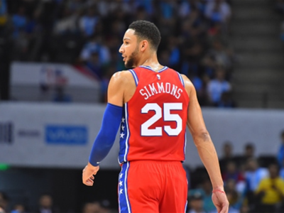 Australia's highest earning athlete ever! Ben Simmons
