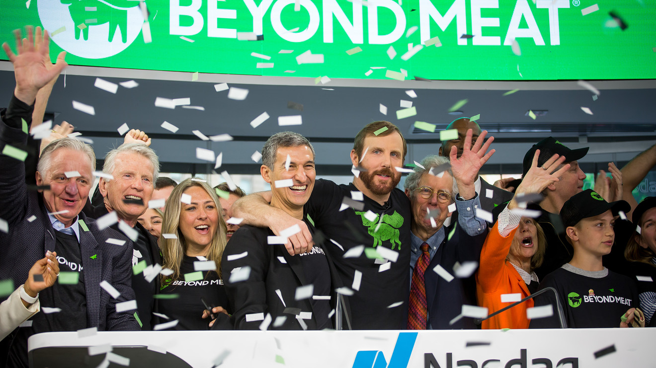 Beyond Meat reports host of earnings, Fed Meeting, Monthly Payroll Reports