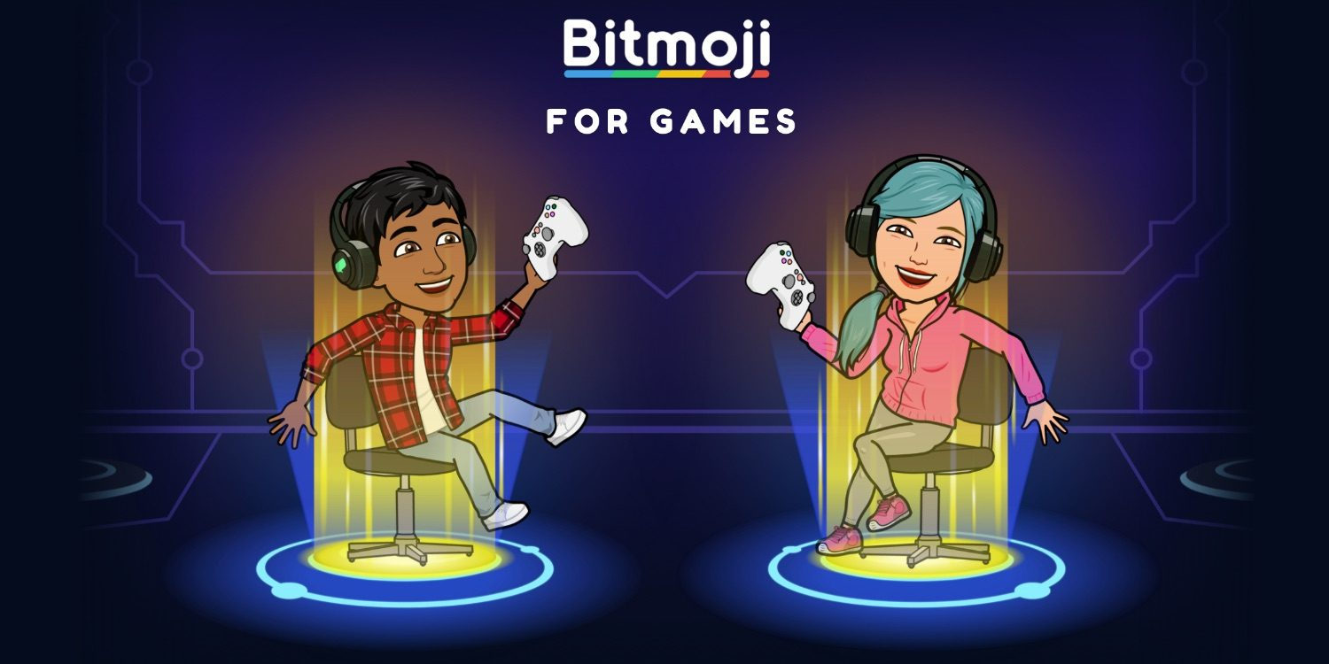 Snapchat Bitmoji Tennis game