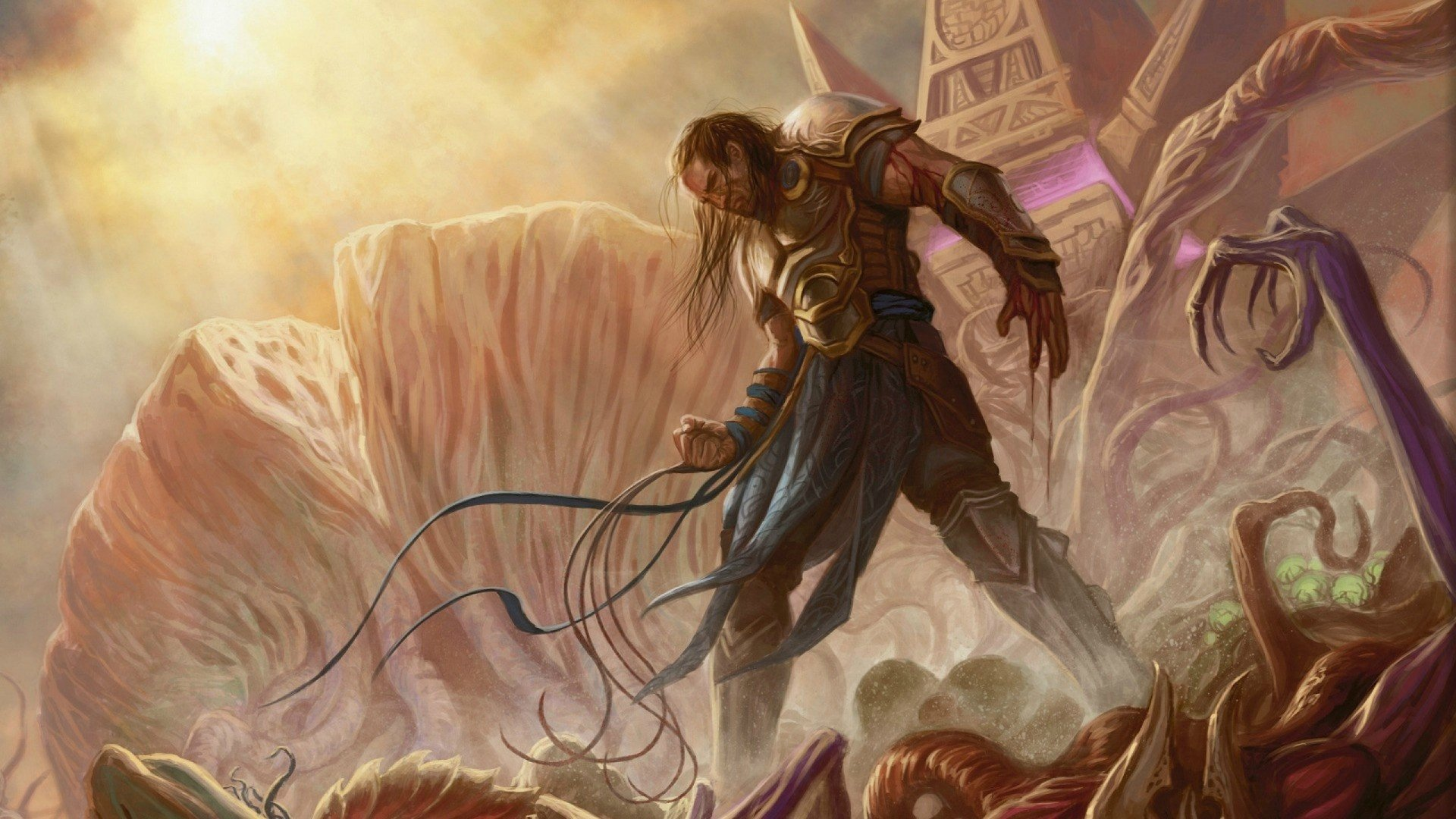 Magic: The Gathering Netflix series revealed by Russo Brothers at Comic Con
