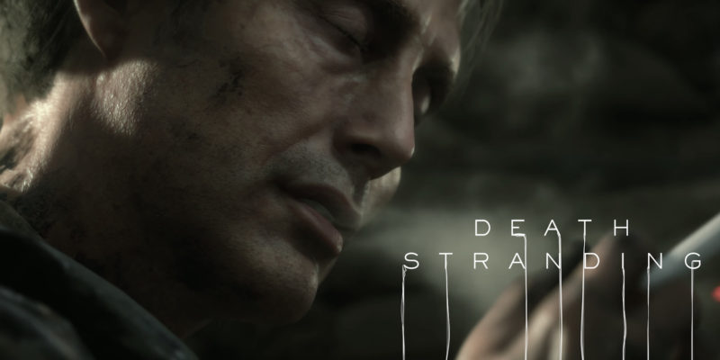 death stranding box art