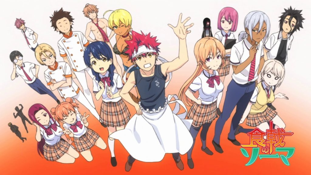 Shokugeki no Sama season 5- Is there another season simultaneously?