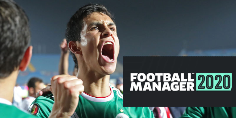 Everything you need to know about Football Manager 2020: