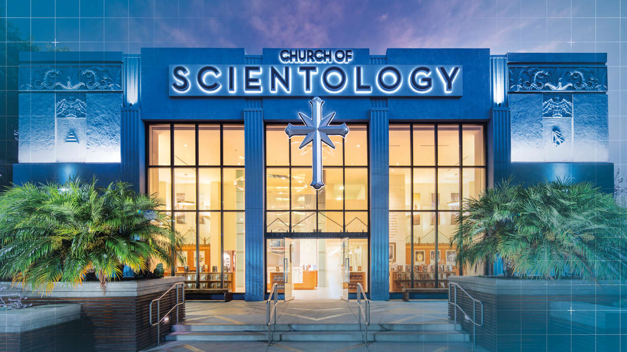 The Church of Scientology at New Orleans