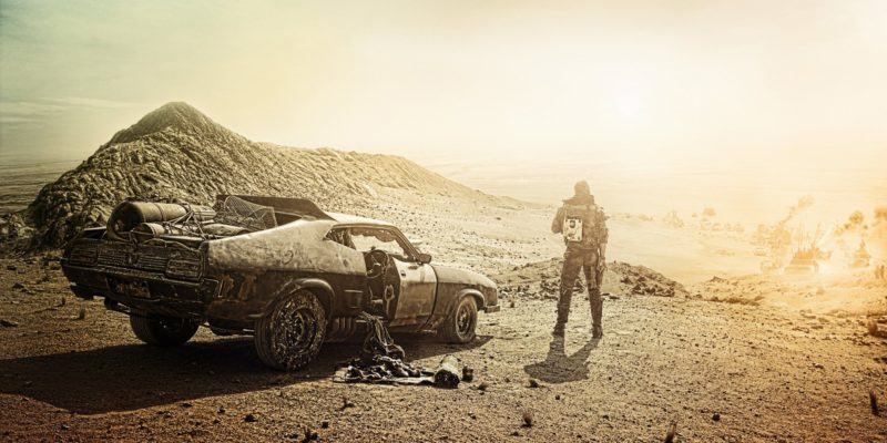 Mad Max: Fury Road rumoured to get three more sequels - The