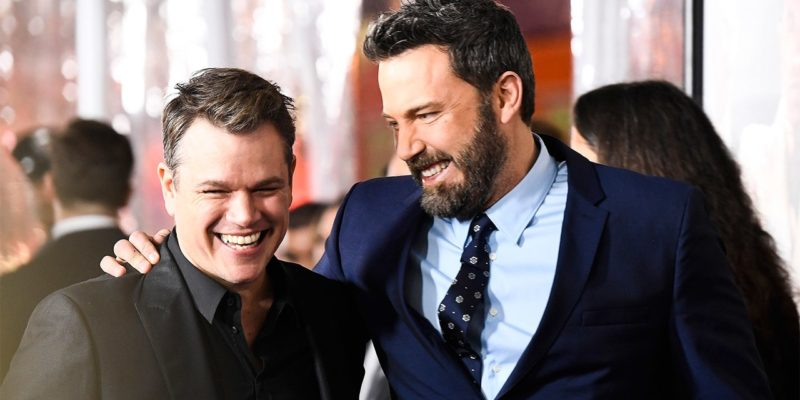 The Last Duel to have Matt Damon and Ben Affleck