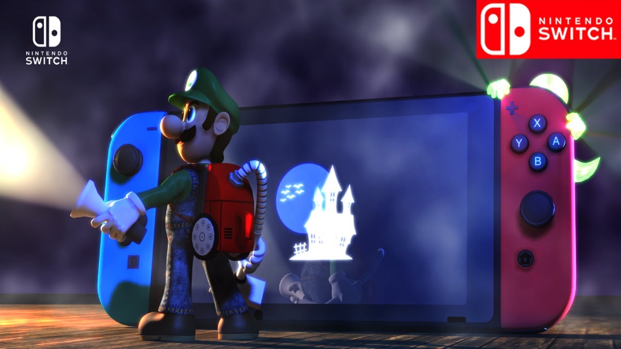 Trick or treat? Luigi's Mansion 3 gets a spooky release date